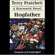 Hogfather - Terry Pratchett, Nigel Planer