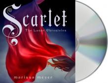 Scarlet (Lunar Chronicles, #2) - Marissa Meyer, Rebecca Soler