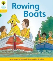 Rowing Boats - Roderick Hunt, Alex Brychta