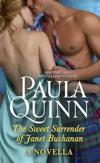 The Sweet Surrender of Janet Buchanan - Paula Quinn