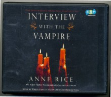 Interview With the Vampire - Anne Rice,Simon Vance