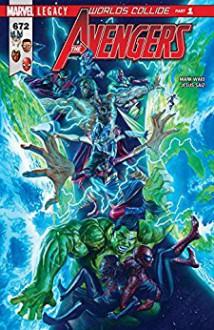 Avengers (2016-) #672 - Jesus Saiz, Alex Ross, Mark Waid