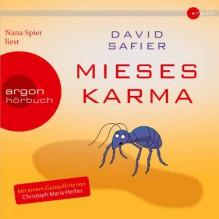 Mieses Karma - Argon Verlag, David Safier, Nana Spier