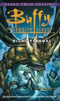 Night Terrors - Alice Henderson, Joss Whedon