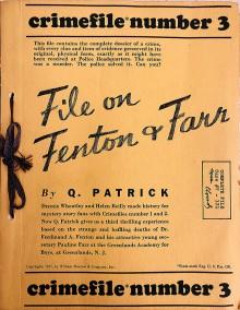 File on Fenton & Farr - Q. Patrick