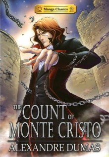 Count Of Monte Cristo Manga Classics - Alexandre Dumas