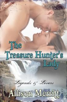 The Treasure Hunter's Lady - Allison Merritt