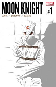 Moon Knight (2016-) #1 - Greg Smallwood, Jeff Lemire