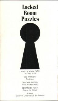 Locked Room Puzzles, Academy Mystery Novellas, Volume 3 - Martin H. Greenberg