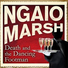 Death and the Dancing Footman - Ngaio Marsh, James Saxon
