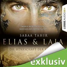 Elias & Laia: Die Herrschaft der Masken - Sabaa Tahir, Maximilian Artajo, Marie Bierstedt, Lübbe Audio