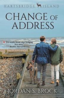 Change of Address (Hartsbridge Island) - Jordan S. Brock