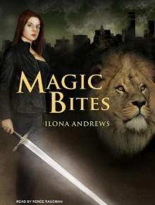 Magic Bites - Renée Raudman, Ilona Andrews