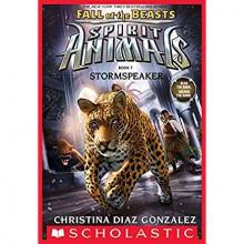 Stormspeaker - Christina Diaz Gonzalez