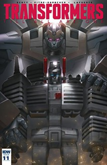 Transformers: Till All Are One #11 - Mairghread Scott, Sara Pitre-Durocher