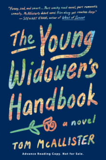 The Young Widower's Handbook - Tom McAllister