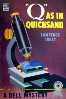 'Q' as in Quicksand - Lawrence Treat