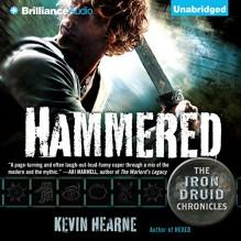 Hammered - Luke Daniels,Kevin Hearne