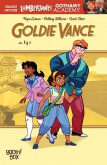 Goldie Vance #1 - Hope Larson,Brittany Williams,Sarah Stern