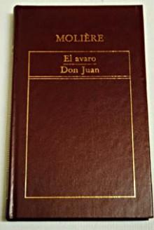 El Avaro / Don Juan - Molière