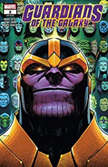 Guardians of the Galaxy (2019-) #2 - Geoff Shaw,Donny Cates,David Marquez