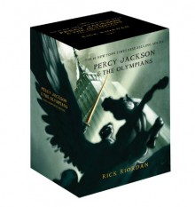 Percy Jackson pbk 5-book boxed set (Percy Jackson and the Olympians) - Rick Riordan