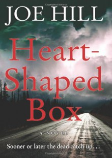 Heart-Shaped Box - Joe Hill