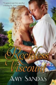 Reckless Viscount - Amy Sandas