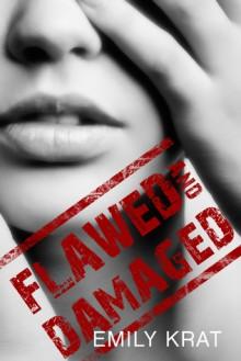 Flawed and Damaged (Damaged Hearts, #1) - Emily Krat