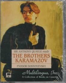 Brothers Karamazov - Fyodor Dostoyevsky, Anthony Quayle