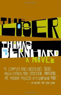 The Loser - Thomas Bernhard, Jack Dawson