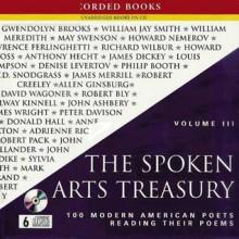 The Spoken Arts Treasury - Vol 1: 100 Modern American Poets Reading Their Poetry (Audio) - Katherine Kellgren