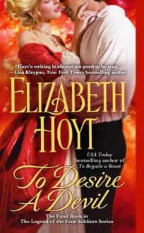 To Desire a Devil - Elizabeth Hoyt