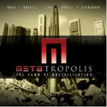 METAtropolis: The Dawn of Uncivilization - Scott Brick, John Scalzi, Karl Schroeder, Michael Hogan, Tobias S. Buckell, Elizabeth Bear, Jay Lake, Kandyse McClure