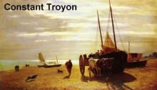 33 Color Paintings of Constant Troyon - French Landscape & Animal Painter (August 28, 1810 - February 21, 1865) - Jacek Michalak, Constant Troyon