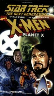 Planet X - Michael Jan Friedman