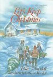 Let's Keep Christmas - Peter Marshall