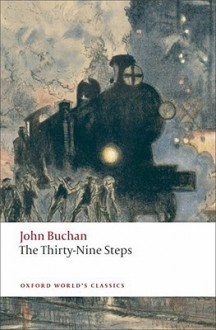 The Thirty-Nine Steps - John Buchan, Christopher Harvie