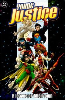Young Justice: A League of Their Own - Peter David, Cabin Boy, Todd Nauck, Lary Stucker, Alé Garza