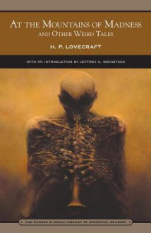 At the Mountains of Madness & Other Weird Tales (Library of Essential Reading) - H.P. Lovecraft, Jeffrey A. Weinstock