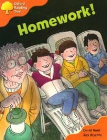 Homework! - Roderick Hunt, Alex Brychta