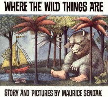 Where the Wild Things Are (Library) - Maurice Sendak