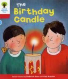 The Birthday Candle - Roderick Hunt, Alex Brychta