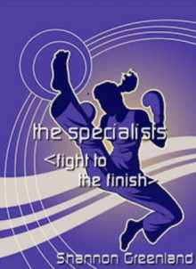 Fight To The Finish (The Specialists) - Shannon Greenland