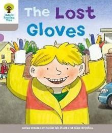The Lost Gloves - Roderick Hunt, Alex Brychta