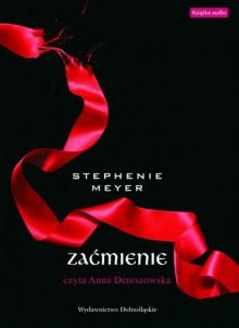 Zaćmienie (audio) - Stephenie Meyer