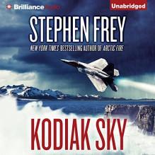 Kodiak Sky: Red Cell, Book 3 - Stephen Frey, Luke Daniels, Brilliance Audio