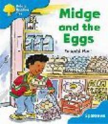 Midge And The Eggs - Roderick Hunt, Jo Apperley