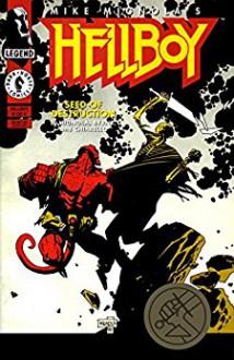 Hellboy: Seed of Destruction #4 - John Byrne, Mike Mignola, Mike Mignola