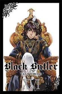 Black Butler, Vol. 16 - Tomo Kimura,Yana Toboso